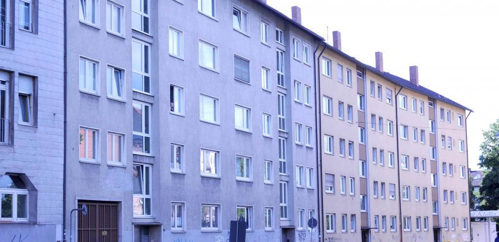 Gegen den Abriss von günstigem Wohnraum in Altbauten zugunsten teuerer Neubauten!