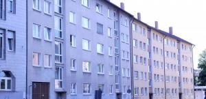 FL ist gegen den Abriss von günstigem Wohnraum in Altbauten zugunsten teuererer Neubauten! (Foto: K. Langosch)