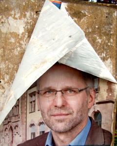 Wolf-Dieter Winkler mit Hut (Foto: H. Sigmund)