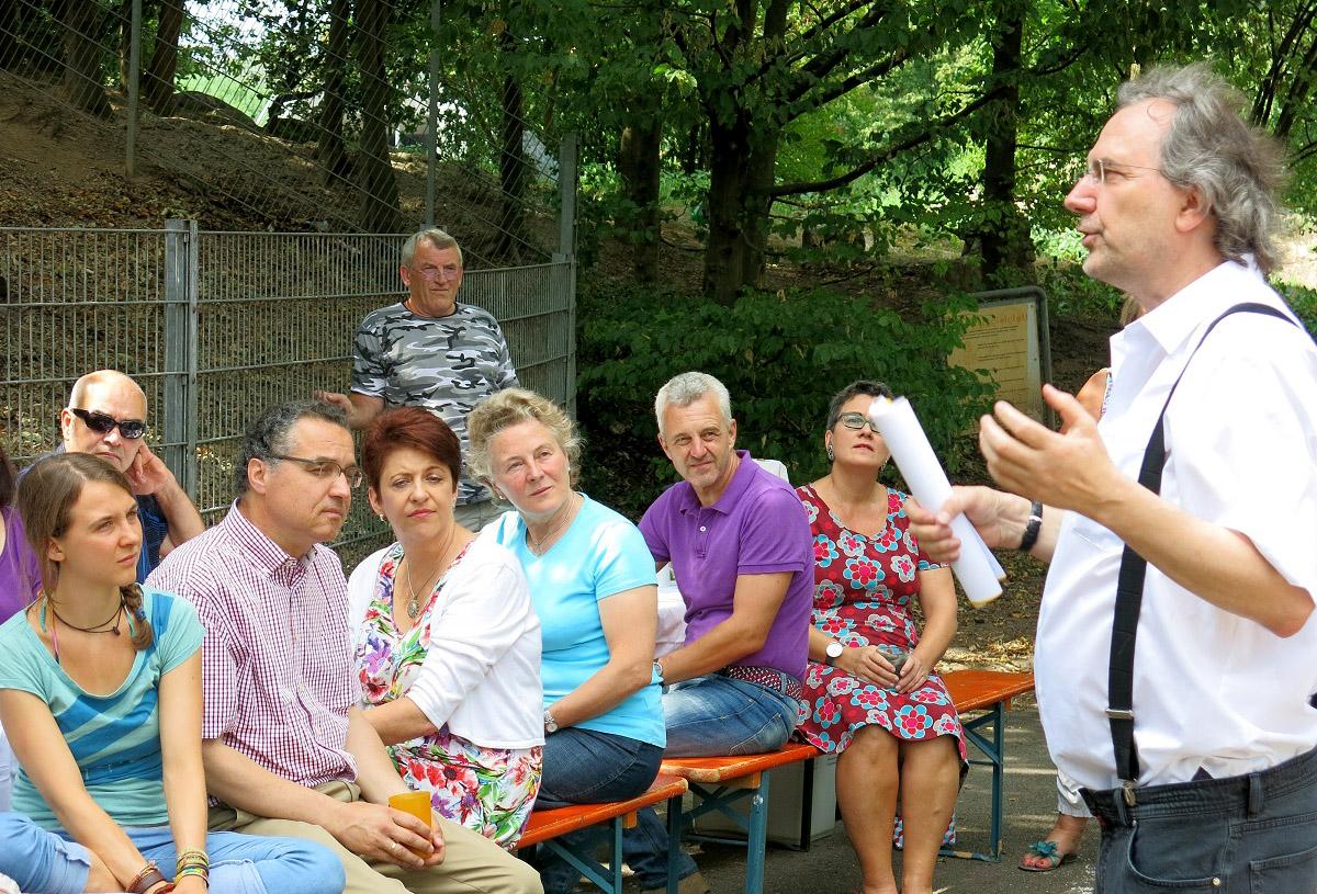 Müllplatz Zwischen Zwei Spielplätzen Freiburg Lebenswert