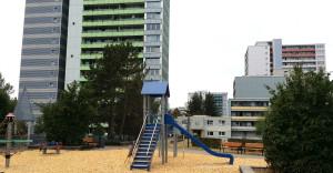 Mietwohnungsbau der Stadtbau in Weingarten