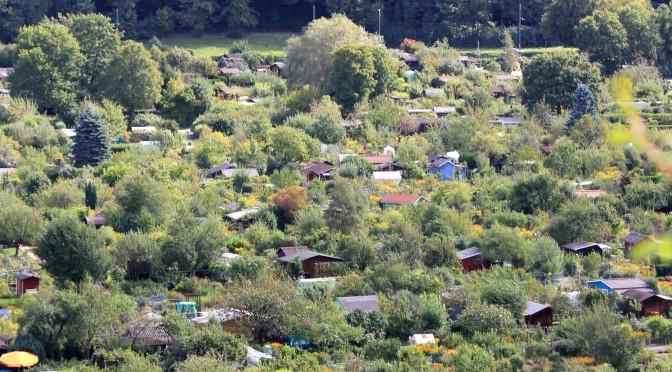 Kleingärten und Landwirtschaft