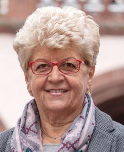 Stadträtin Gerlinde Schrempp (FL)