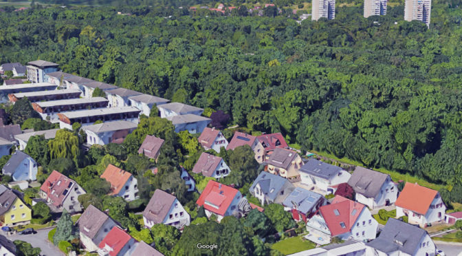 Mooswald: Vernichtung von Eigentum oder preiswertem Wohnraum