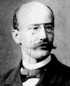 Carl Louis Ferdinand v. Lindemann (1852-1939)