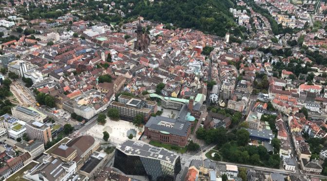 Stadtteilleitlinien und Freiraumkonzept für die Innenstadt