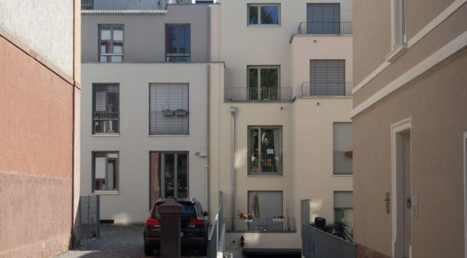 Kritik an der Planung moderner Vorstädte