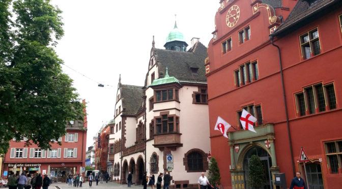 Freiburg ist keine Masterplankommune