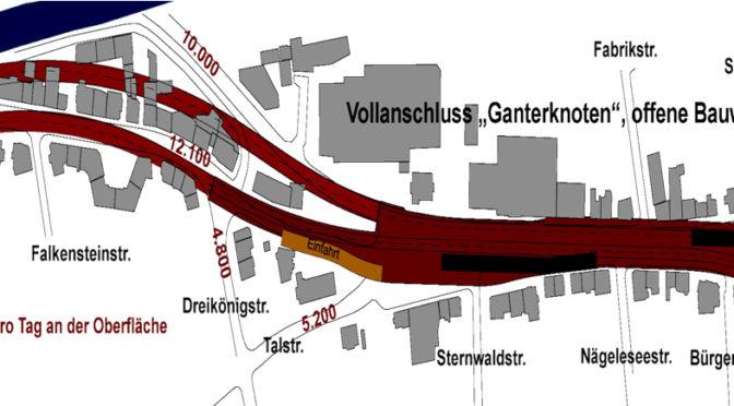 Umweltorganisationen zum Stadttunnel