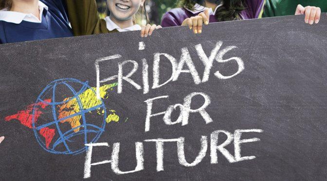 """FL unterstützt Fridays for Future und sagt """"Ja"""" zum Klimaschutz"""