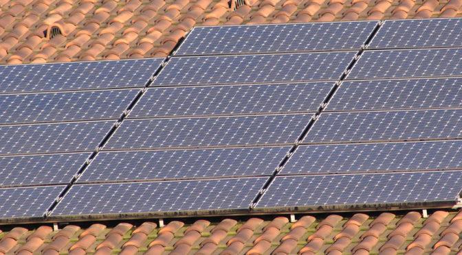 Photovoltaik auf die Dächer der Knopfhäusle-Siedlung