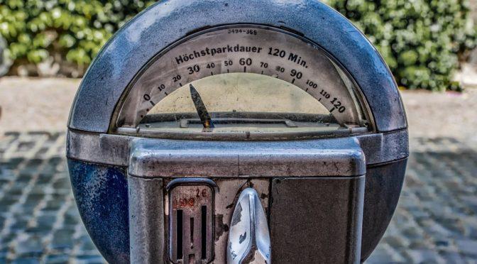 Fortschreibung der Parkgebührensatzung
