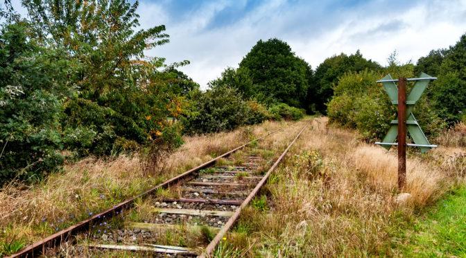Rede zum 3. und 4. Gleis der Rheintalbahn